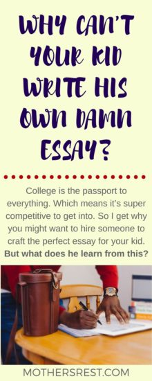 hire someone to write college essay